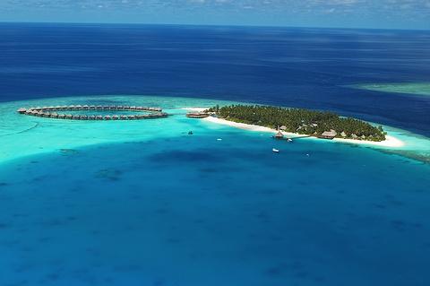美露丽芙岛旅游图片