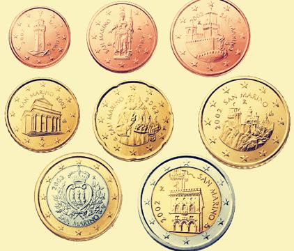 圣马力诺硬币
