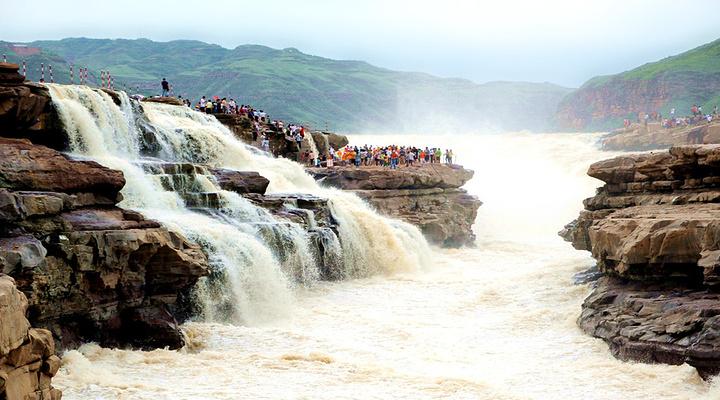 壶口瀑布旅游图片