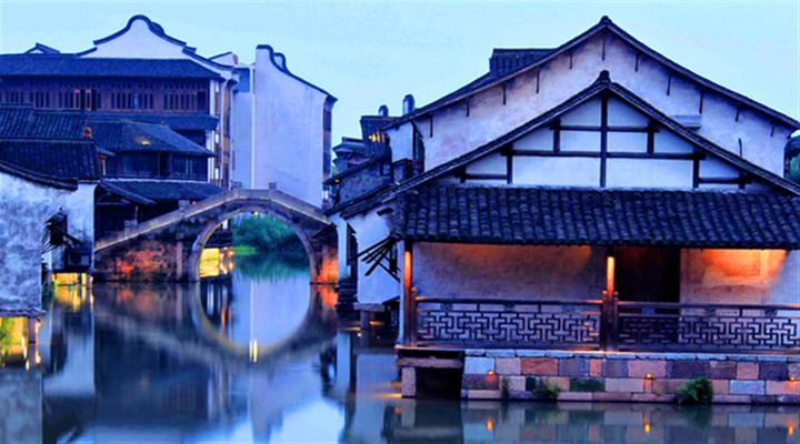 乌镇旅游图片