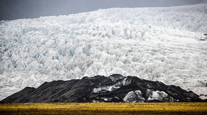 瓦特纳冰原旅游图片