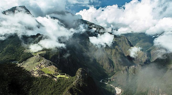 瓦伊那比丘旅游图片
