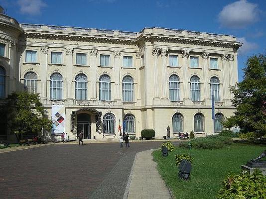 罗马尼亚国家美术博物馆旅游图片