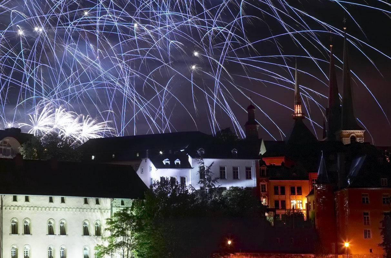 卢森堡国庆日