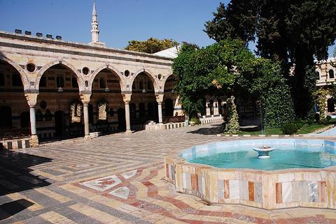 大马士革旅游图片