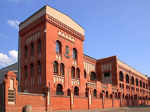 华沙起义博物馆旅游景点图片