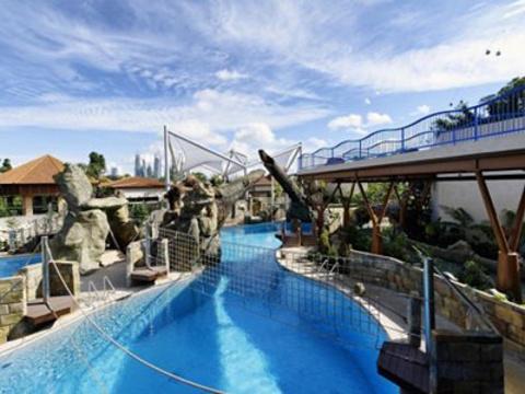 水上探险乐园旅游景点图片