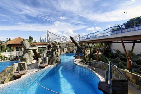 水上探险乐园的图片