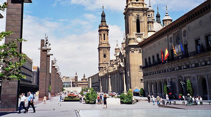 皮拉尔广场旅游图片