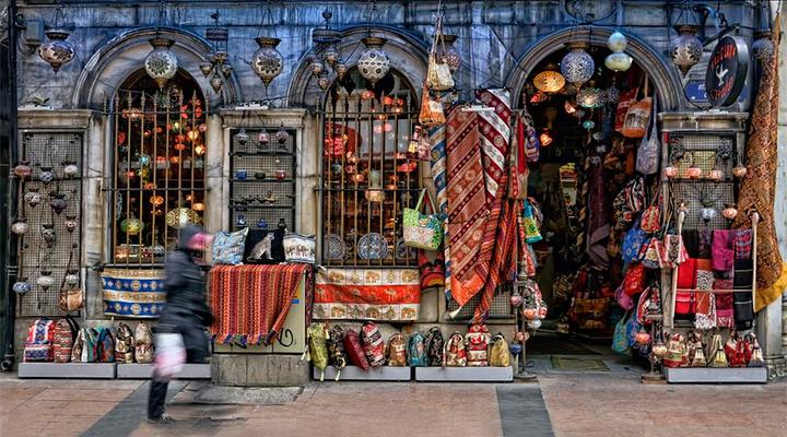 克兹拉哈斯汉巴扎旅游图片
