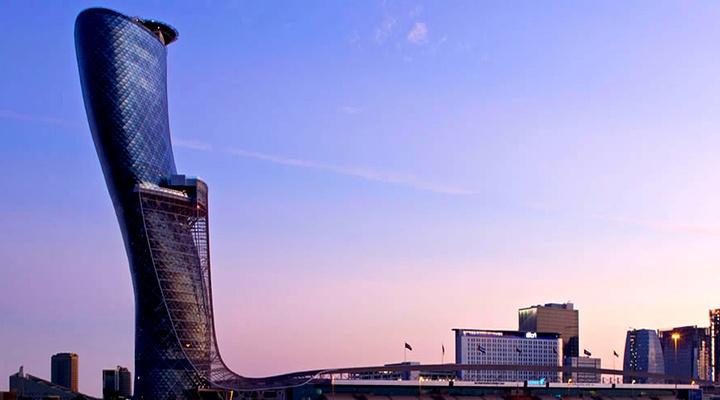 首都之门旅游图片