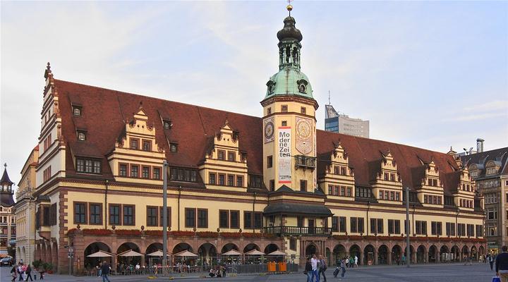 老市政厅旅游图片