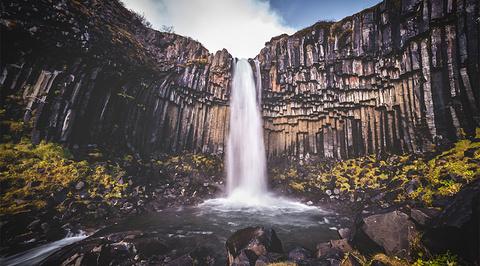 斯瓦蒂瀑布