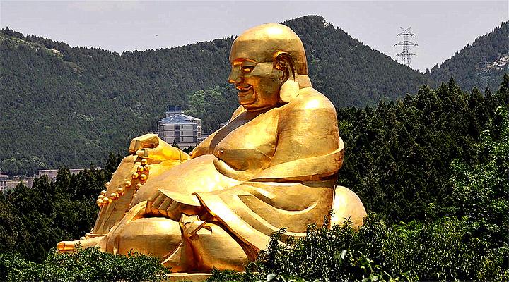 千佛山旅游图片
