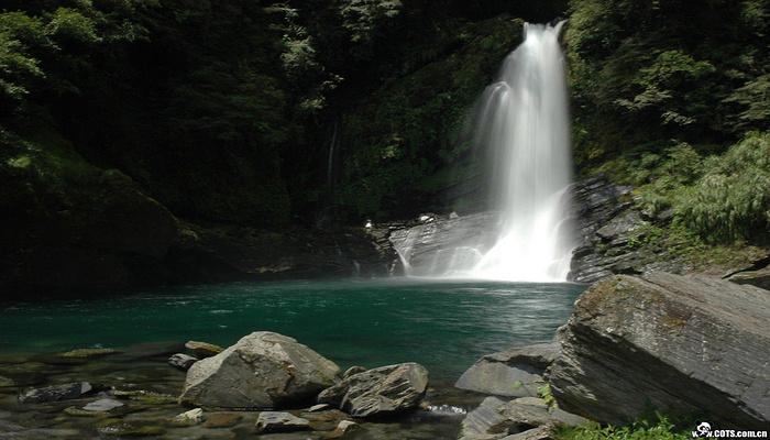 太平山瀑布旅游图片