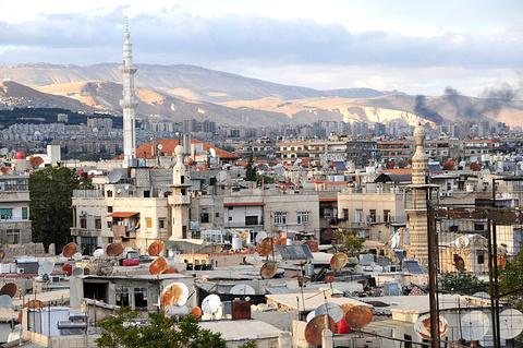 叙利亚旅游景点图片