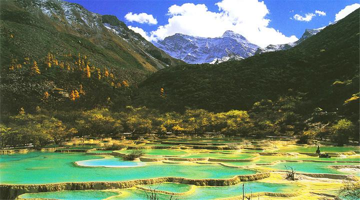青城山旅游图片