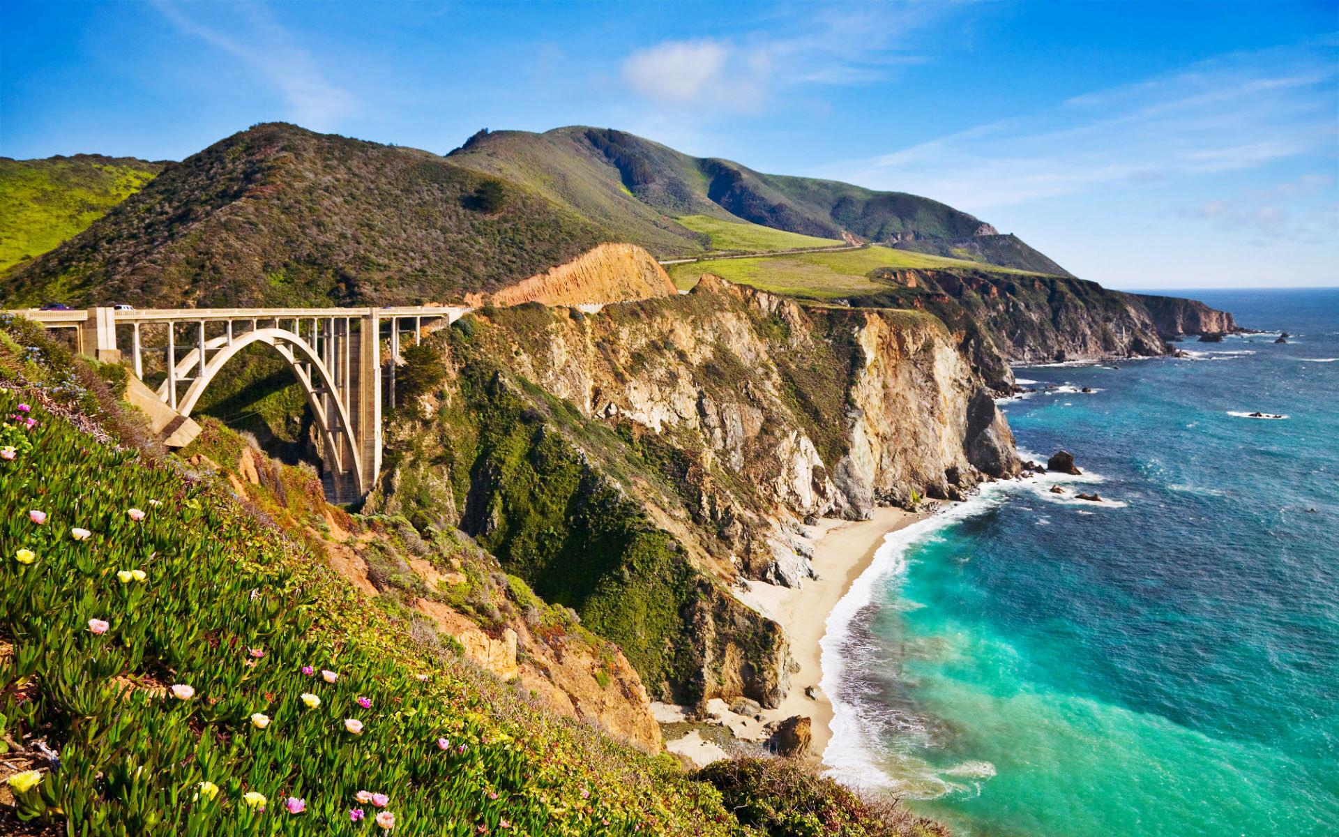 加州一号公路自驾3日游