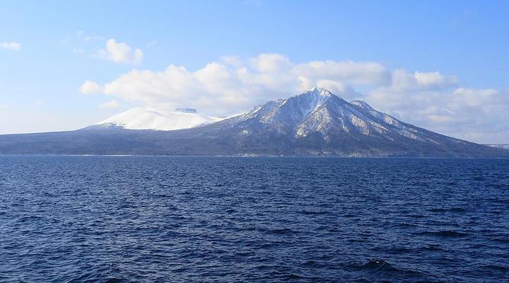 支笏湖旅游图片