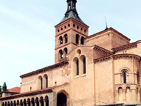 米盖尔教堂旅游景点图片