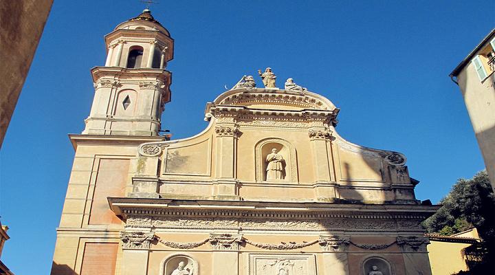 圣米歇尔教堂旅游图片