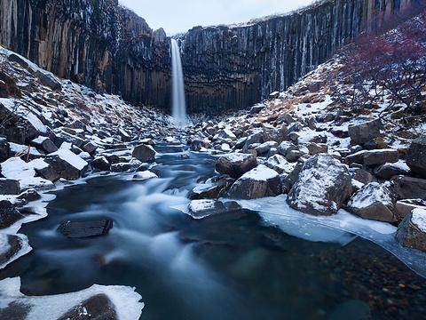 斯瓦蒂瀑布旅游景点图片