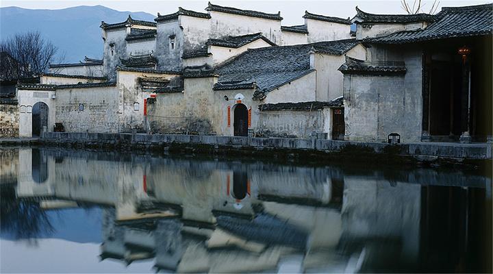 宏村旅游图片
