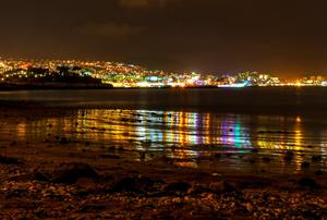 加那利岛南部海岸