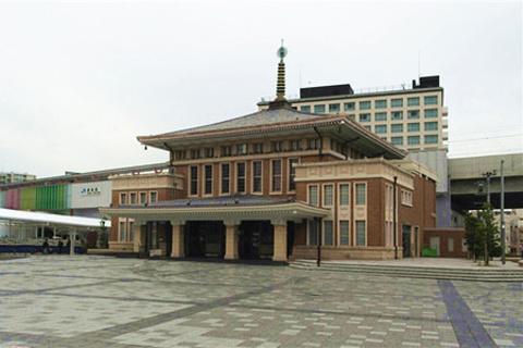 近铁奈良站的图片