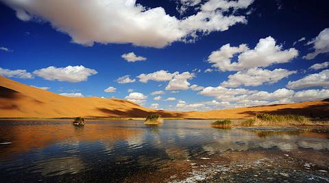 巴丹吉林沙漠