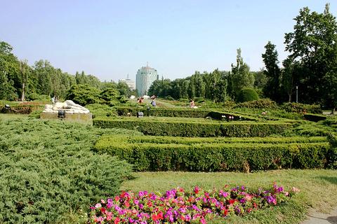 海勒斯特勒乌文化休息公园