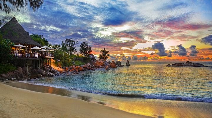 马埃岛旅游图片