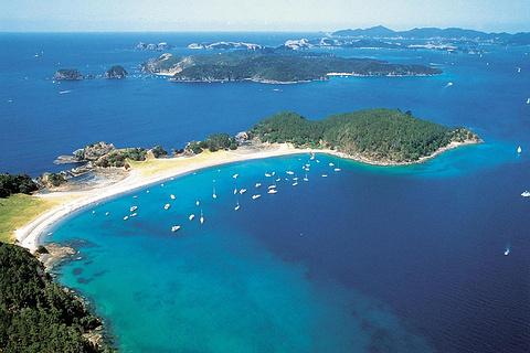 岛屿湾的图片