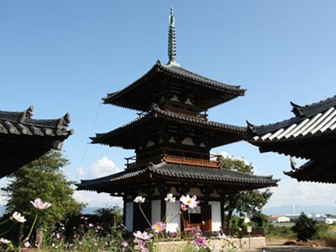 法起寺旅游景点图片