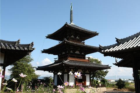 法起寺的图片