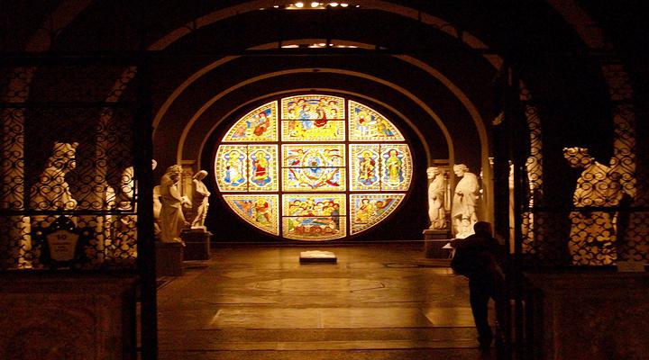 比萨大教堂博物馆旅游图片