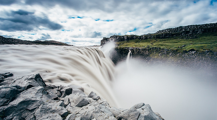 黛提瀑布旅游图片
