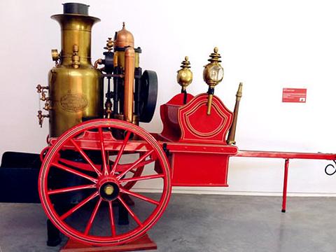 消防博物馆旅游景点图片
