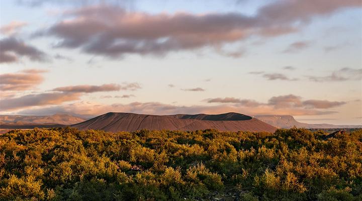 哈法尔火山旅游图片