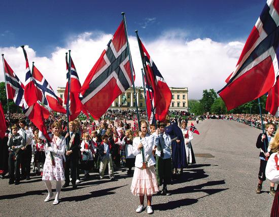 挪威国庆节