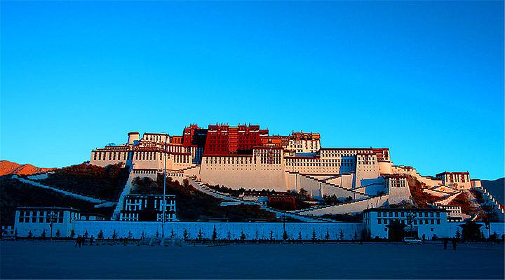 布达拉宫旅游图片