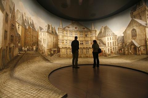 卢森堡城市历史博物馆