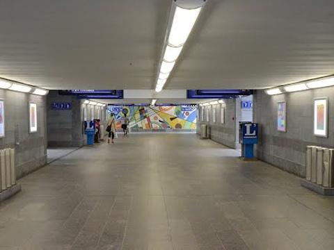 上午隧道旅游景点图片