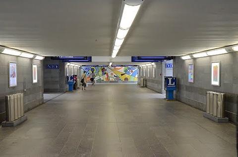 上午隧道的图片