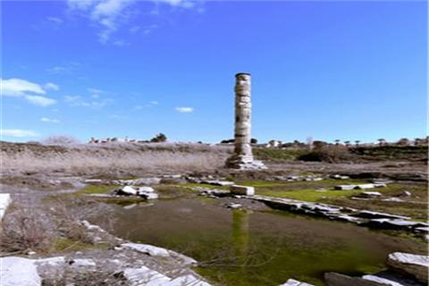 土耳其爱琴海岸旅游图片
