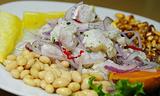 柠檬腌生鱼Ceviche