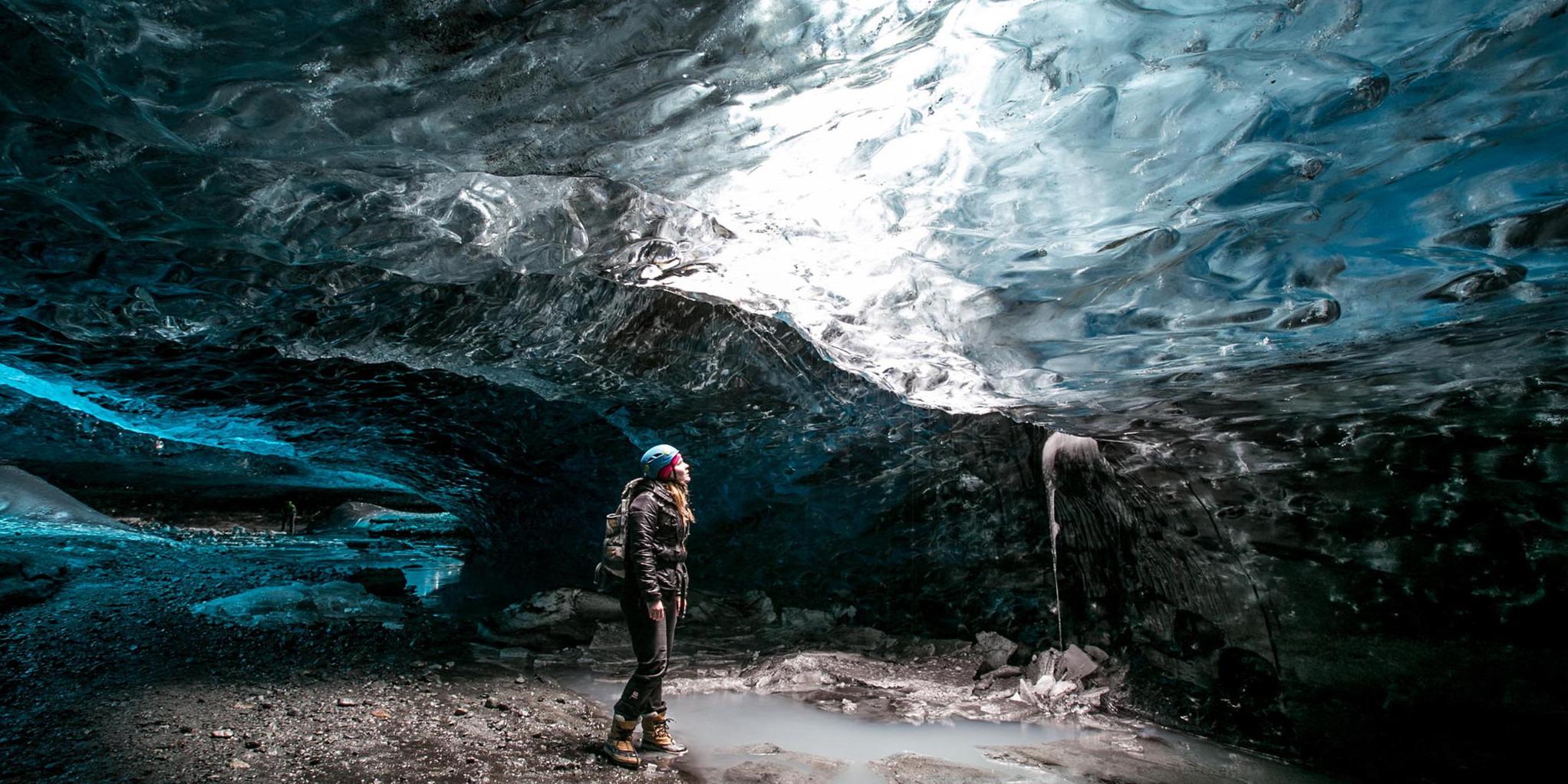 冰川深度探险三日游