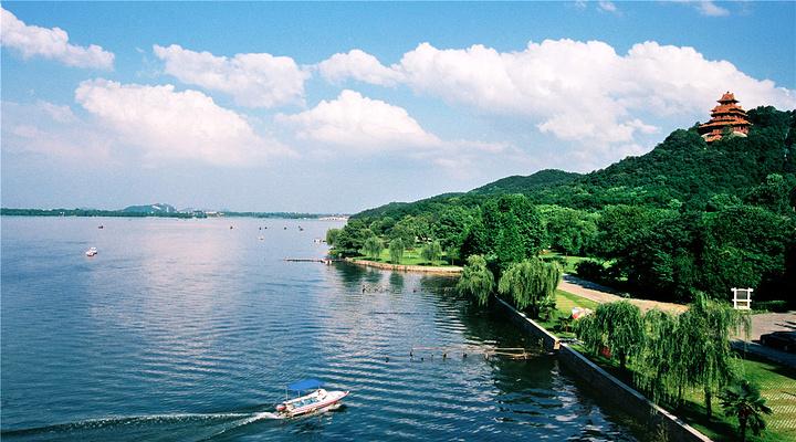 东湖旅游图片