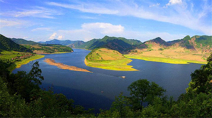 鸭绿江旅游图片