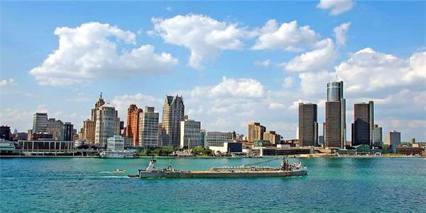 底特律特色一日游